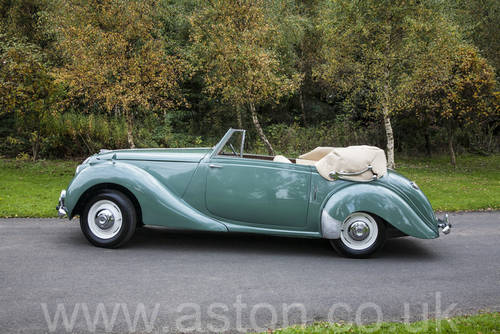 1951 Lagonda 3.0 DHC For Sale (picture 4 of 6)