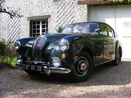 1957 Lagonda 3ltre by Tickford For Sale (picture 1 of 5)
