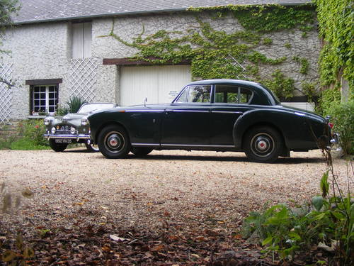 1957 Lagonda 3ltre by Tickford For Sale (picture 2 of 5)