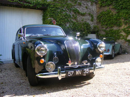 1957 Lagonda 3ltre by Tickford For Sale (picture 4 of 5)