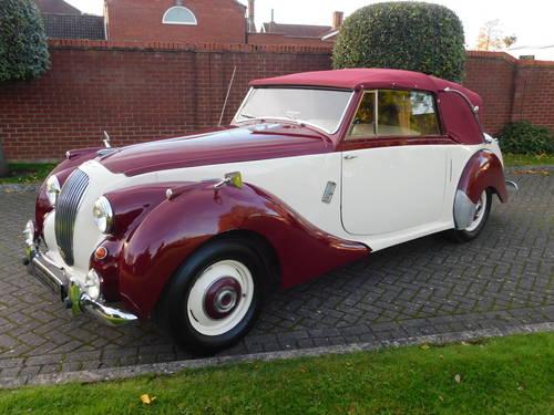 1952 Lagonda 2.5 Drophead Coupe For Sale (picture 2 of 6)