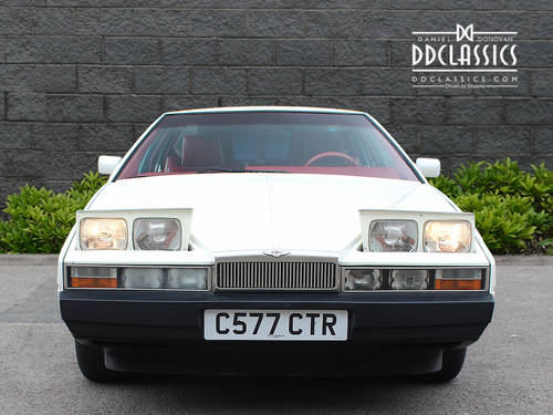 1985 Aston Martin Lagonda Series 2 (LHD) SOLD (picture 3 of 6)