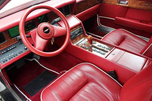 1985 Aston Martin Lagonda Series 2 (LHD) SOLD (picture 4 of 6)