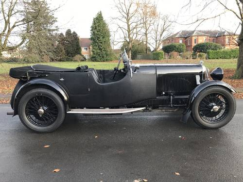 1931 Lagonda 2-Litre Supercharged for auction June 17th SOLD by Auction (picture 1 of 6)