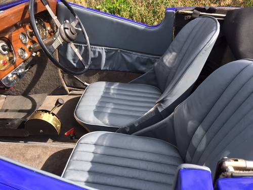 1934 Lagonda Rapier 2 seat Tourer for sale in Hampshire ... SOLD (picture 3 of 6)