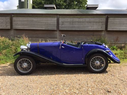 1934 Lagonda Rapier 2 seat Tourer for sale in Hampshire ... SOLD (picture 5 of 6)