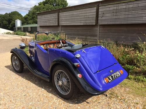 1934 Lagonda Rapier 2 seat Tourer for sale in Hampshire ... SOLD (picture 6 of 6)