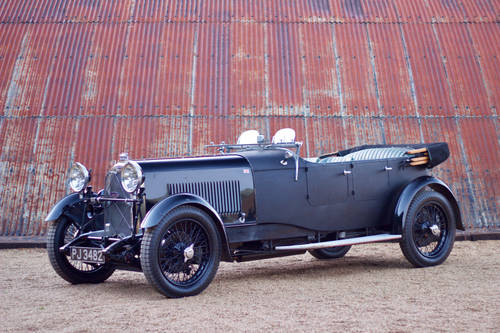 1932 Lagonda 3 Litre T2 Tourer SOLD (picture 1 of 6)