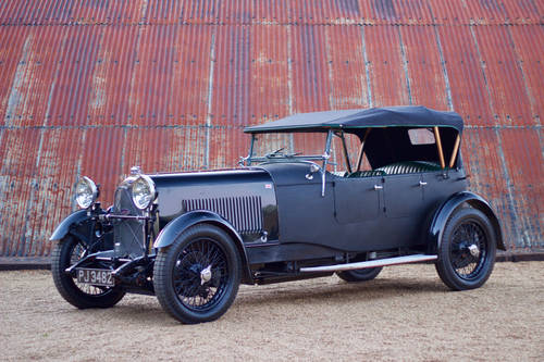 1932 Lagonda 3 Litre T2 Tourer SOLD (picture 2 of 6)
