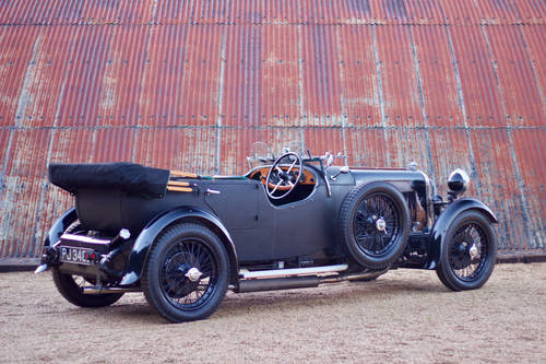 1932 Lagonda 3 Litre T2 Tourer SOLD (picture 3 of 6)