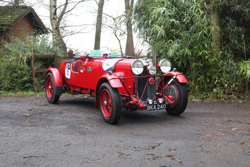 1935 Lagonda M45R Team Car SOLD (picture 1 of 6)
