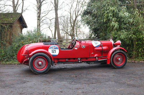 1935 Lagonda M45R Team Car SOLD (picture 2 of 6)
