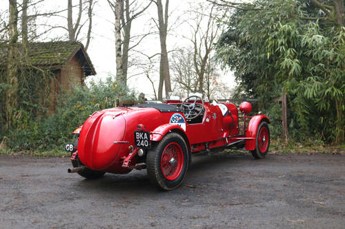 1935 Lagonda M45R Team Car SOLD (picture 3 of 6)