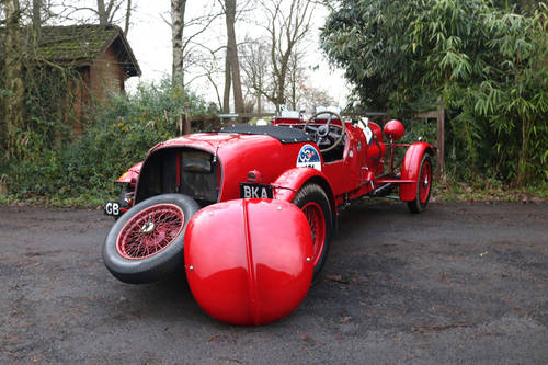 1935 Lagonda M45R Team Car SOLD (picture 4 of 6)
