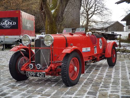 1935 Lagonda M45 Team Car Evocation For Sale (picture 1 of 6)