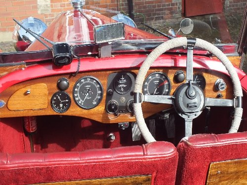 1935 A T9 bodied 3.5 litre Lagonda with a comprehensive history For Sale (picture 4 of 6)