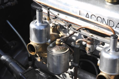 1934 Lagonda M45 Coupé One-Off by Brainsby Woollard For Sale (picture 4 of 6)