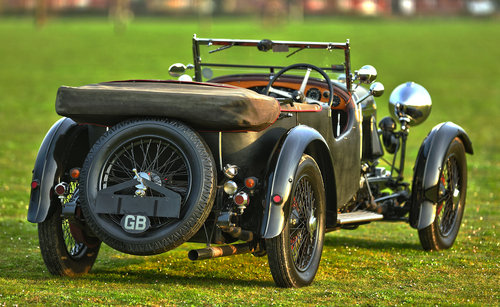 1931 Lagonda 2-Litre Supercharged Low Chassis Tourer For Sale (picture 2 of 6)