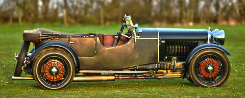 1931 Lagonda 2-Litre Supercharged Low Chassis Tourer For Sale (picture 3 of 6)