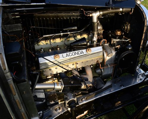 1931 Lagonda 2-Litre Supercharged Low Chassis Tourer For Sale (picture 6 of 6)