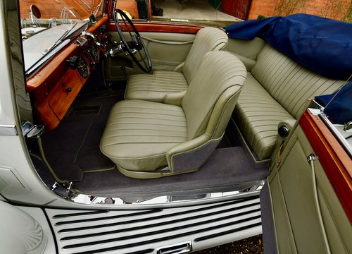 1936 Lagonda LG45 Drop head Coupe For Sale (picture 4 of 6)