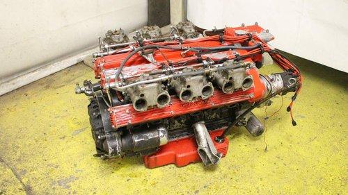 1969 Lamborghini Espada V12 Complete Engine For Sale Car And Classic