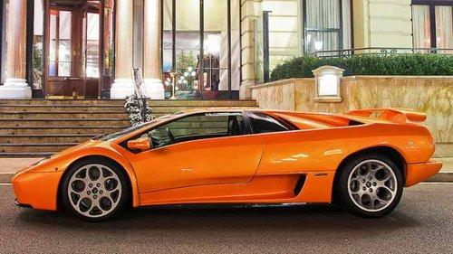 2001 Lamborghini Diablo 6 0 Vt For Sale Car And Classic