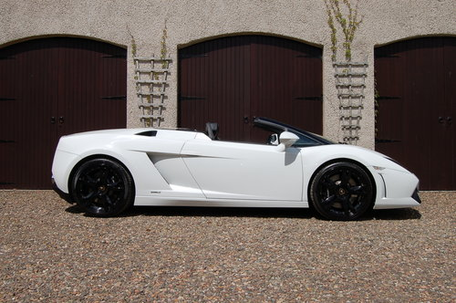 2012 Lamborghini 560 LP E Gear Convertible For Sale (picture 1 of 6)