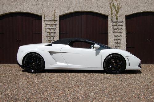 2012 Lamborghini 560 LP E Gear Convertible For Sale (picture 2 of 6)