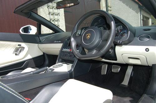 2012 Lamborghini 560 LP E Gear Convertible For Sale (picture 3 of 6)