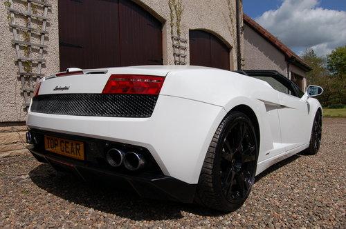 2012 Lamborghini 560 LP E Gear Convertible For Sale (picture 5 of 6)