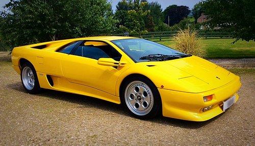 1991 Lamborghini Diablo S1 Original 200 Mph Super Car Lhd Px Sold