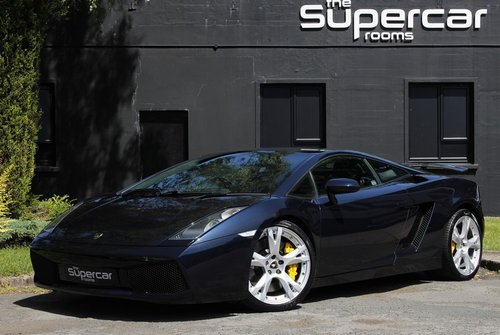 Lamborghini Gallardo - 2006 - 48K Miles - E-Gear For Sale (picture 1 of 6)