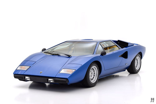 1975 Lamborghini Countach Lp400 For Sale Car And Classic