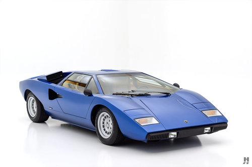 1975 Lamborghini Countach LP400 For Sale (picture 2 of 6)