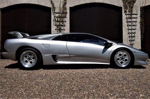 1993 Lamborghini Diablo 2 WD.Gen 1 LHD For Sale (picture 1 of 6)