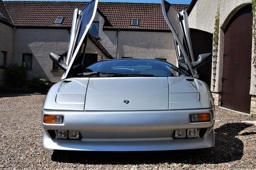 1993 Lamborghini Diablo 2 WD.Gen 1 LHD For Sale (picture 2 of 6)