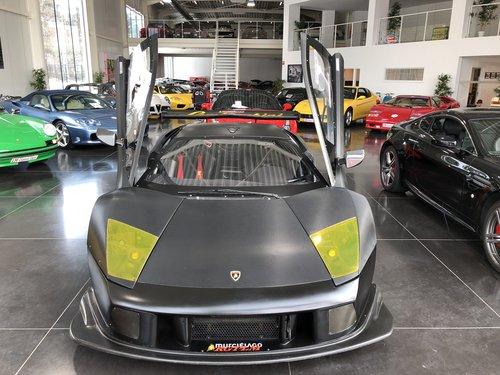 Lamborghini Murcielago R Gt One Race Car For Sale Car And Classic
