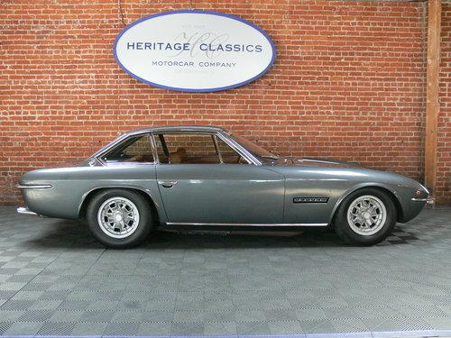 1969 Lamborghini Islero S Sold Car And Classic