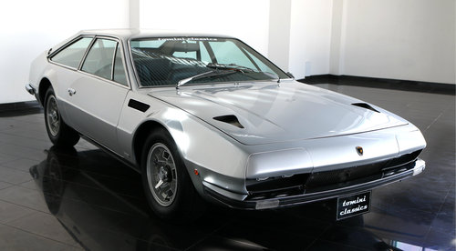 Lamborghini Jarama (1972) For Sale (picture 1 of 6)