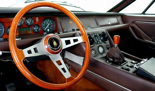 Lamborghini Jarama (1972) For Sale (picture 6 of 6)