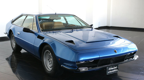 Lamborghini Jarama S (1972) SOLD (picture 1 of 6)