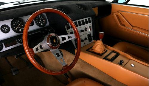 Lamborghini Jarama S (1972) SOLD (picture 6 of 6)
