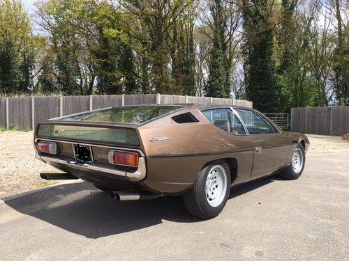 1972 Lamborghini Espada S3 40k Mechanical Expenditure Sold Car