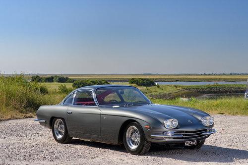 1967 Lamborghini 400 GT 2+2 RHD For Sale (picture 1 of 6)