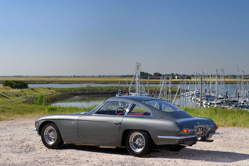 1967 Lamborghini 400 GT 2+2 RHD For Sale (picture 2 of 6)
