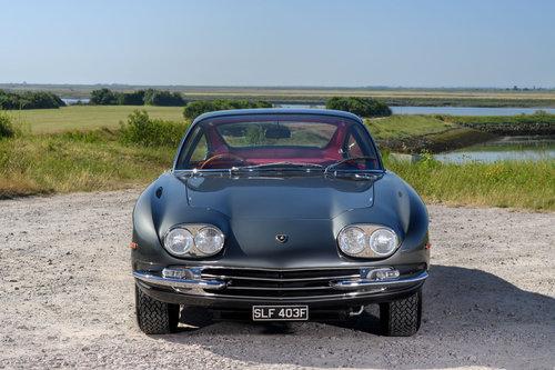 1967 Lamborghini 400 GT 2+2 RHD For Sale (picture 3 of 6)