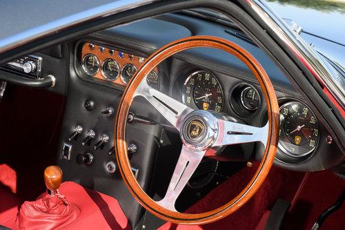 1967 Lamborghini 400 GT 2+2 RHD For Sale (picture 5 of 6)
