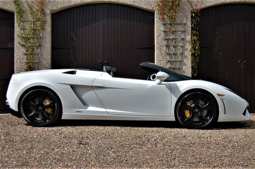 2012 Lamborghini 560 LP E Gear Convertible For Sale (picture 1 of 6)