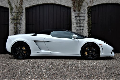 2012 Lamborghini 560 LP E Gear Convertible For Sale (picture 2 of 6)